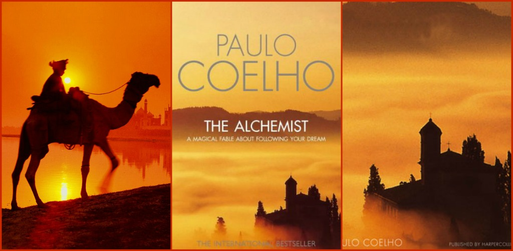 an analysis of santiagos meetings with the king the englishman and the alchemist in paulo coelhos no Before the alchemist launched him to worldwide fame, brazilian author paulo coelho experienced a bumpy writing career as a teen, coelho, who admits he was hostile and isolated at the time, told his parents he wanted to be a writer.