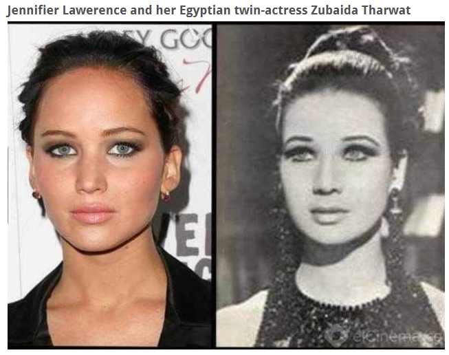 19 Celebs With Twins From Centuries Ago Will Give You Chills