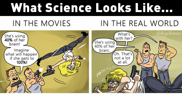 what movie science would look like in the real world 6 photos