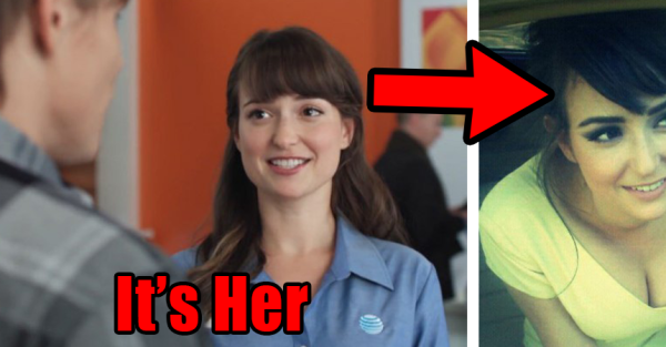 We Found The Super Hot Girl From The At Amp T Commercials 11