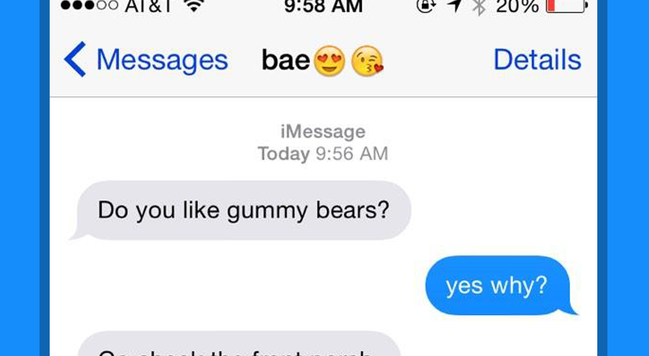 14 Text Message Relationship Goals