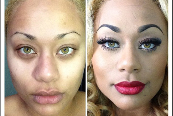 The Bad Celebrity Makeup Trend Thats Easy To Avoid VIDEO