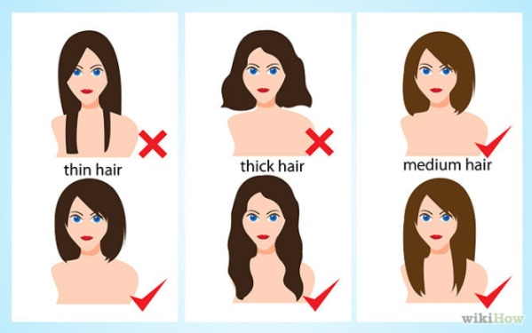 What hairstyle to choose according to your face shape (09 Photos)