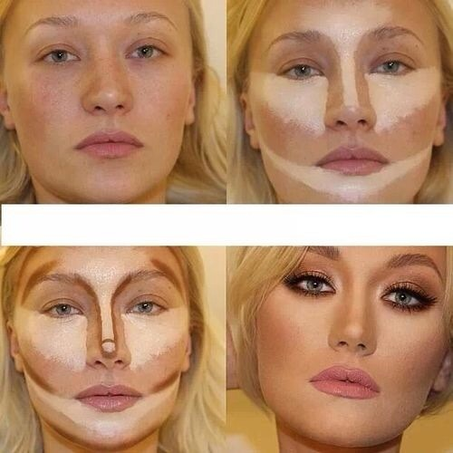 contour makeup before after makeup tutorial trick download