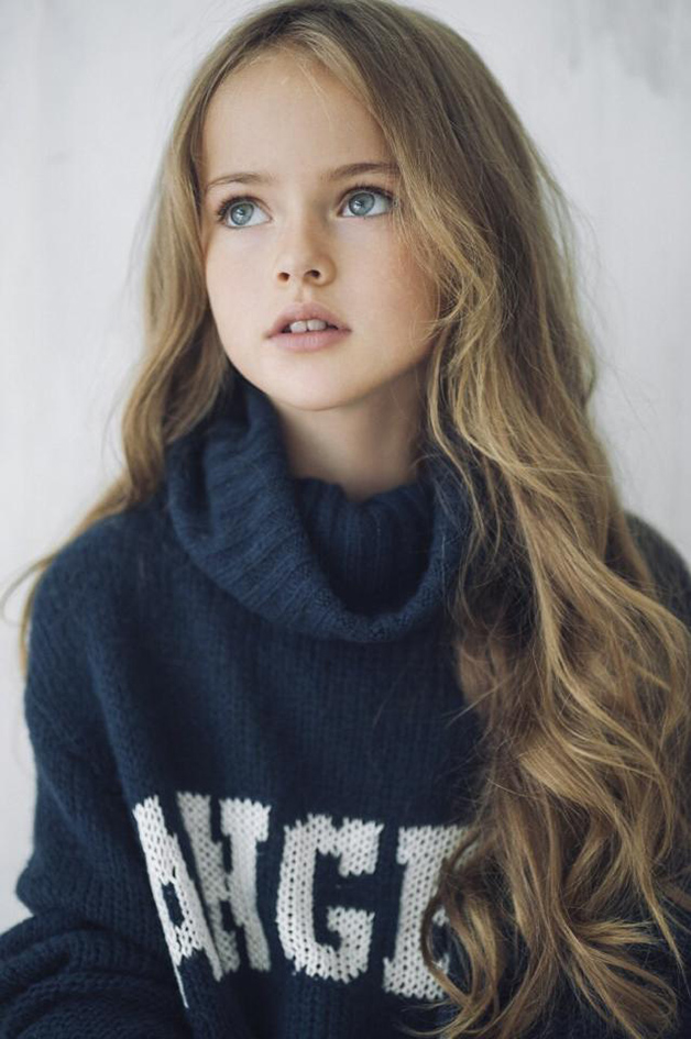8 Year Boy Bedroom Design: Is 8-Year-Old Kristina Pimenova The Most Beautiful Girl In