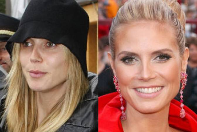 "secret photos of stars without makeup в""– 73500"