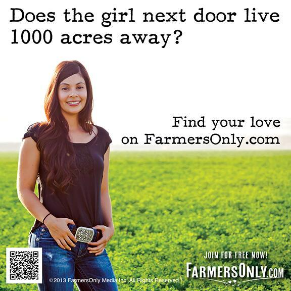 Single farmers looking for love