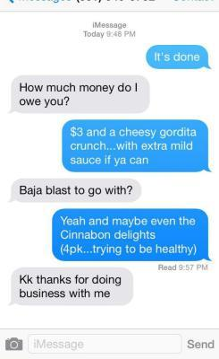 15 People Who Simply Texted It's Done To Random Phone Numbers (16